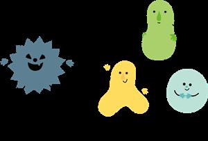 悪玉菌と善玉菌